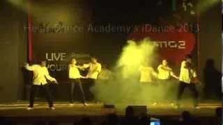 Heels Dance Academy's iDance 2013 - BollyWood Dance on Badtameez Dil