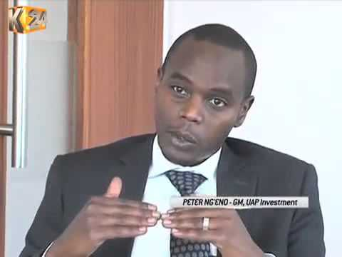Peter Ng'eno,GM,#UAPInvest - Outlook on Kenyan Economy 2015 K24