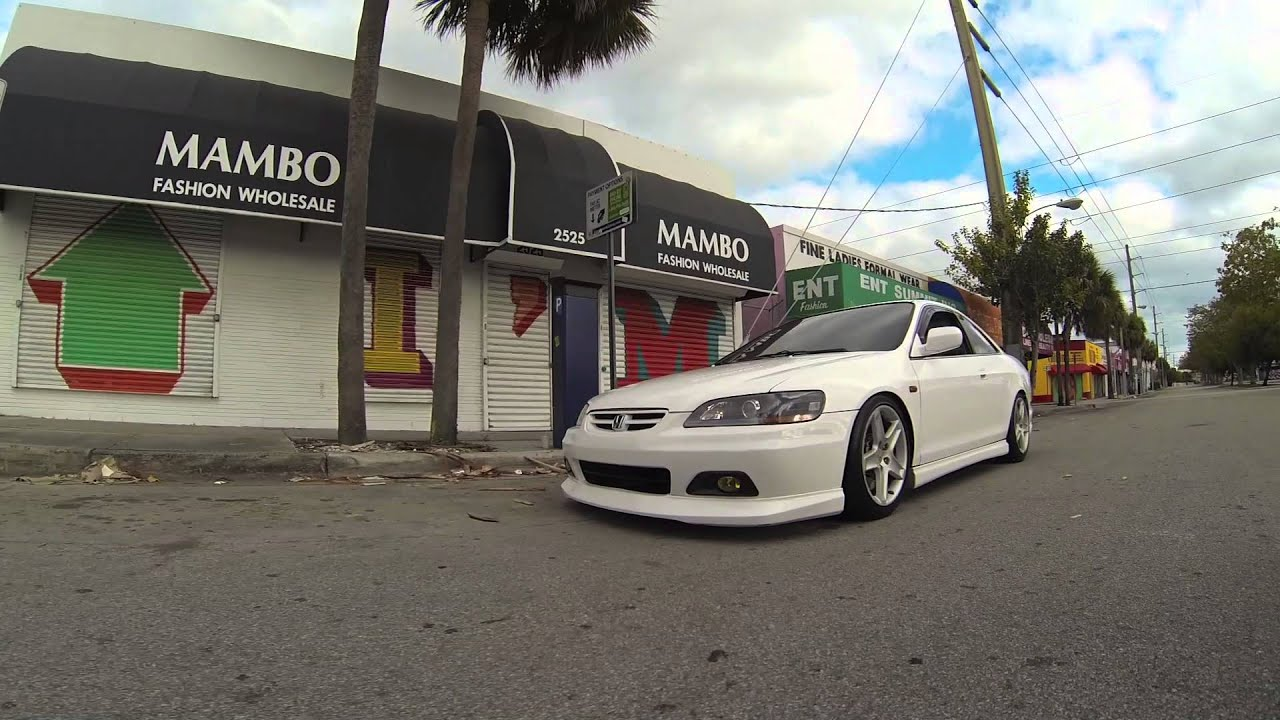 Flaccord S Cleanest 6th Gen Accord Youtube