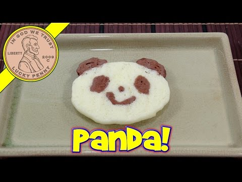 Panda Pancake DIY Japanese Kit, Kracie Poppin' Cookin' Happy Kitchen