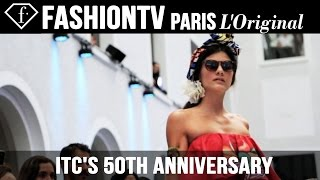 Cotton to Catwalk, Ethical Fashion Show - ITCs 50th Anniversary with Stella Jean | FashionTV