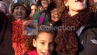 YES WE CAN CHANT INAUG