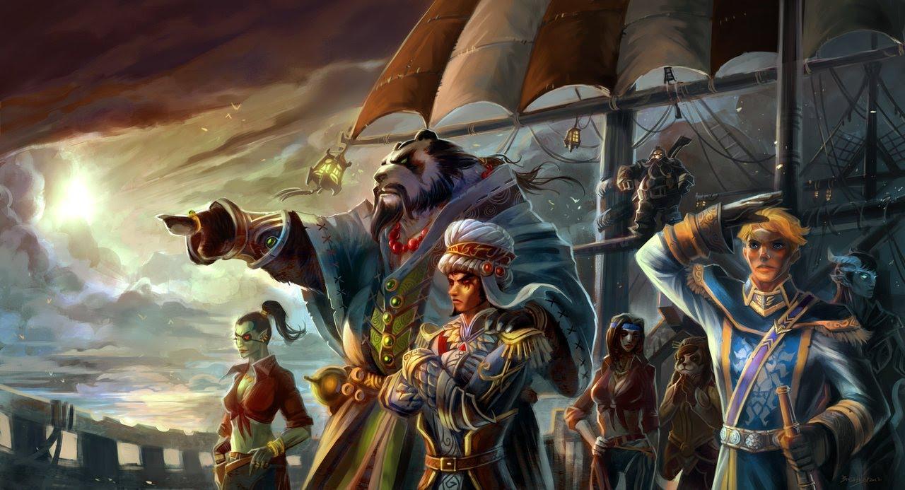 Wrathion Legendary Questline Full Version - Alliance POV ...