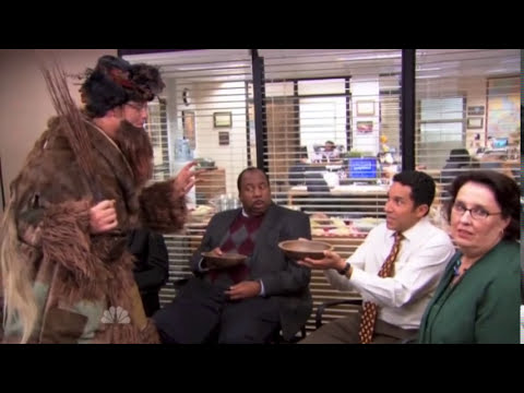 Belsnickel the office