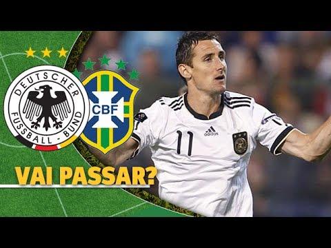 Klose vai passar o recorde de Ronaldo? / Will Klose pass Ronaldo's record?