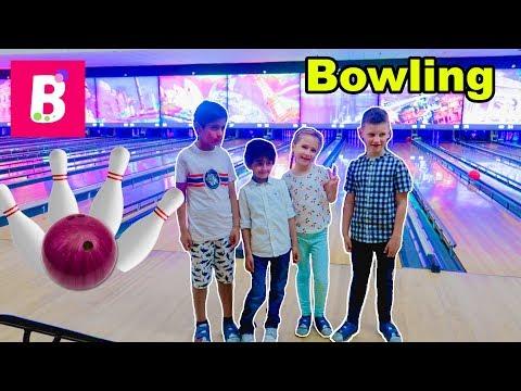 Bianca prima data la bowling