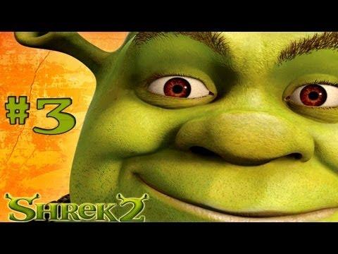 Shrek 2: The Game - Walkthrough - Part 3 (PC) [HD]