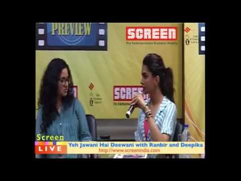 Yeh Jawani Hai Deewani': Screen Preview with Ranbir, Deepika