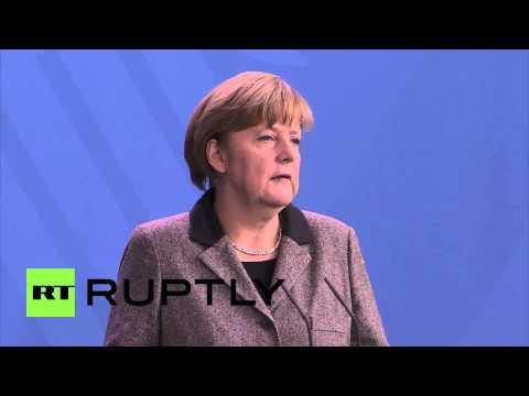 Germany: Merkel wants a