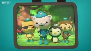 The Octonauts Season 4 Episode 1 The Poison Dart Frogs