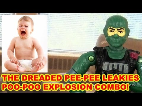 Pee Pee Leakies (Babysitting Academy Rebuttal) - Action Figure Therapy