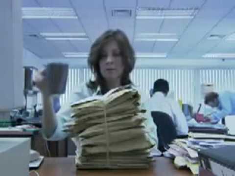 Охрана труда. Работа - подготовка почты в офисе