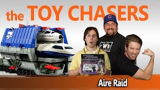 The Toy Chasers  Ep 4 - Aire Raid