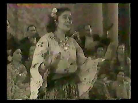 Послевоенная запись театра Ромэн