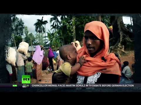 Rohingya Crisis: Thousands of oppressed Muslims flee Myanmar as violence continues
