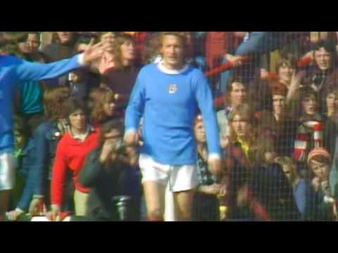 [73 74] Man Utd V Man City, Apr 27th 1974 - Goal video