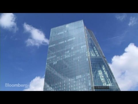ECB Sets Key Rates From New Home
