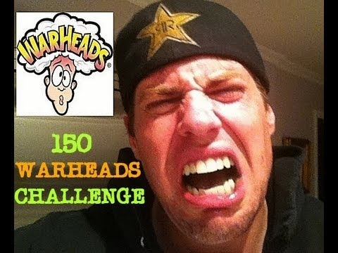 150 Warheads Challenge-WORLD RECORD