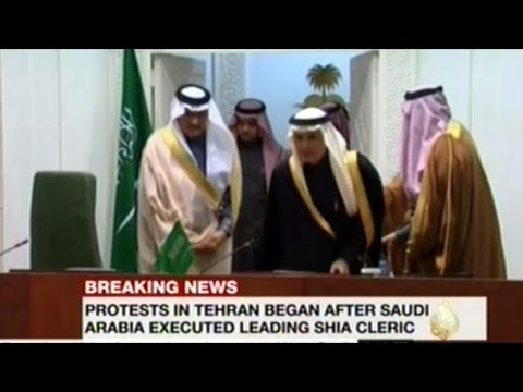 Saudi Arabia Cuts Ties With Iran Giving Iranian Diplomats 48 Hours To Leave Country!