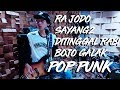 Medley Ra Jodo - Sayang 2 - Ditinggal Rabi - Bojo Galak (Cover Rock  Pop Punk) David Endra L