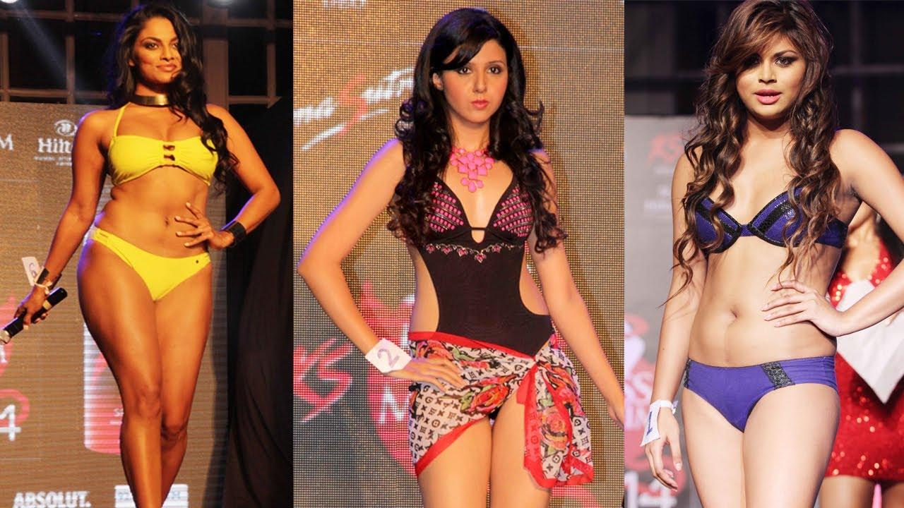 Wardrobe Malfunction At Grand Bollywood Malfunctions 2013