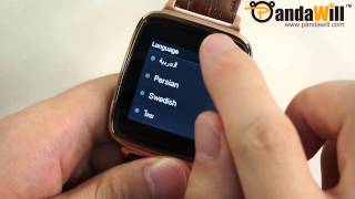 OUKITEL A28 Smart Bluetooth Watch Hands On & Unboxing