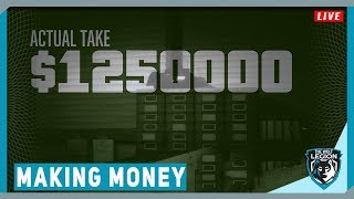 I bought a Savage! - The Doomsday Heist - Grand Theft Auto V: Online [Ps4]