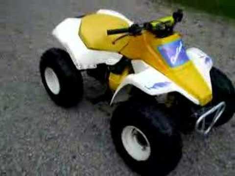 1993 suzuki lt80 for sale - has been SOLD - YouTube