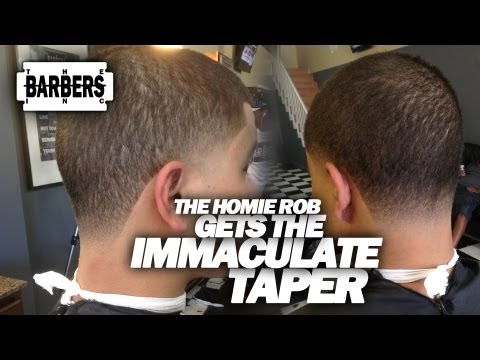HOW TO: Bald Taper Fade #3 On Top  / Skin Taper / Blow Out   Men's Haircut Tutorial   HD - 1080p