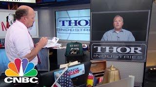 Thor Motor Coach Factory Tour