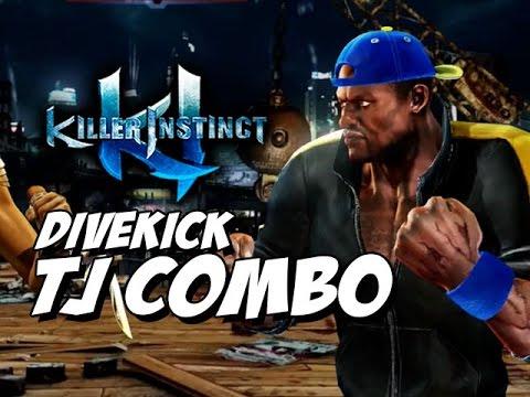 DIVEKICK TJ COMBO: Week Of Maya Part 5 (Killer Instinct Season 2)