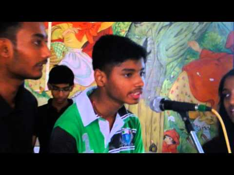 Hindi Jingles world no tobacco day 2014 Mantora Public School Kalyanpur Kanpur