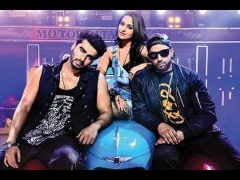 Tevar: Arjun Kapoor-Sonakshi Sinha Shoot A Song With Amplifier Singer - BT