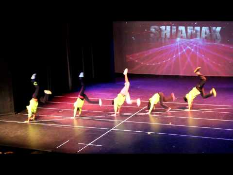 Shiamak Winter Funk 2012 - Spb Melbourne - Zero Hour Mashup video
