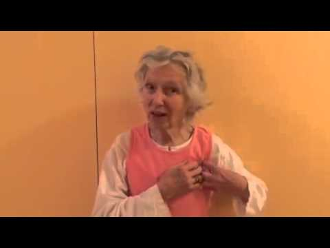 Block Therapy class testimonial by Caroline Harkins
