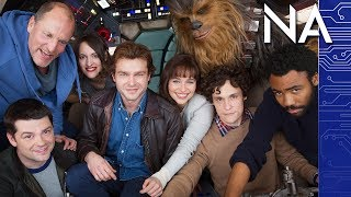 Is The Han Solo Movie Hiding a Disaster?