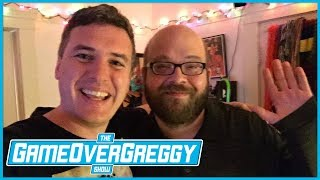 Peeing with Danny O'Dwyer and Jared Petty - The GameOverGreggy Show Ep. 182