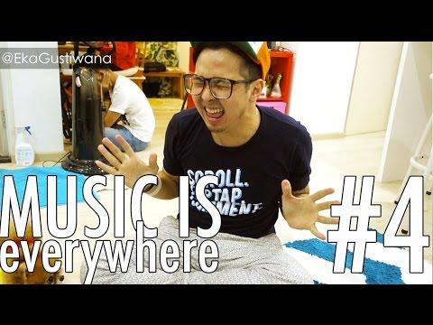 CIAAA! MUKAMU SALAH - COLLAB w/ EDHOZELL & RIO | Music Is Everywhere #4