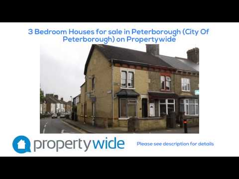 3 Bedroom Houses for sale in Peterborough (City Of Peterborough) on Propertywide