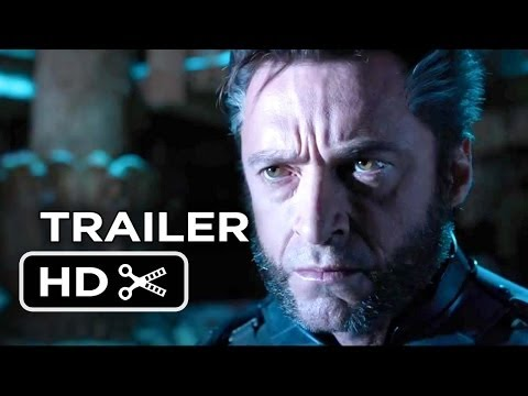 X-men: Days Of Future Past Trailer 1 (2014) - Jennifer Lawrence Movie Hd video