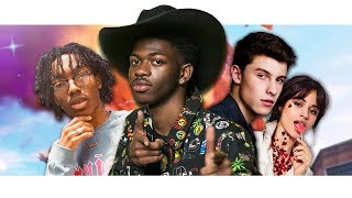 Sing Trolling on FORTNITE | Lil Nas X, Lil Tecca, Shawn Mendes & Camila Cabello!