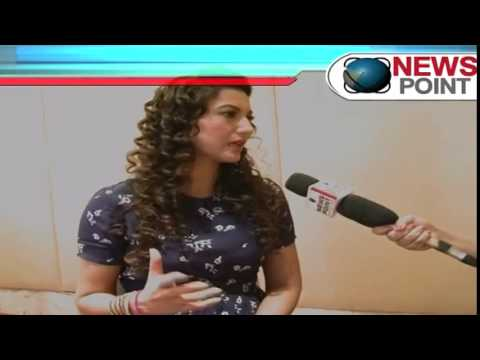 Newspoint Exclusive :In conversation with Actress Gauhar Khan
