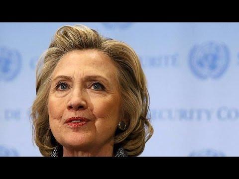EUA: Hillary Clinton deve anunciar domingo candidatura à presidência