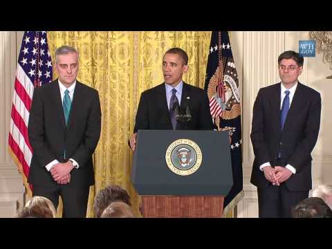 President Obama Names Denis McDonough as Chief of Staff