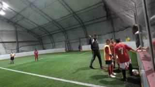 Hollister Dragons Vs Pv United 2nd half part 1