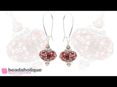 How to Make the Valentine's Day Love Medley Earrings