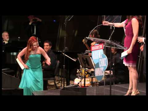 2013 Broadway.com Audience Choice Awards: Sierra Boggess Wins Favorite Replacement for 