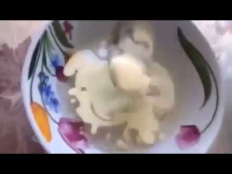 Сливочное масло! Простейший способ определить натуральность сливочного масла.