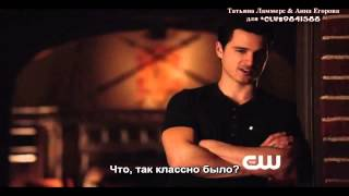 The Vampire Diaries Extended Promo  - 5.18 -  Resident Evil (RUS SUB)