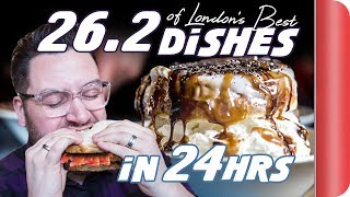 The LONDON FOOD MARATHON CHALLENGE (1/2)